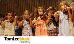 Learn to Play the Group Violin Today!
