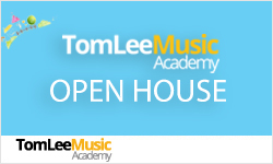 Tom Lee Music Academy Open House
