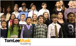 Tom Lee Music Yamaha Children Choir
