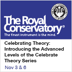 Celebrating Theory: Introducing the Advanced Levels of the Celebrate Theory Series