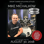 Drum Tuning & Playing Styles with Mike Michalkow
