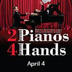 2 Pianos 4 Hands - Dress Rehearsal