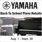 Yamaha Performance Rebate