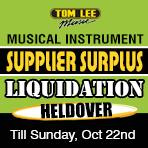 Supplier Surplus Sale Liquidation EXTENDED