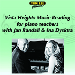Ina Dykstra and Jan Randall Music Reading Workshop