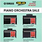 Piano Orchestra Sale