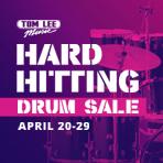 Hard Hitting Drum Sale