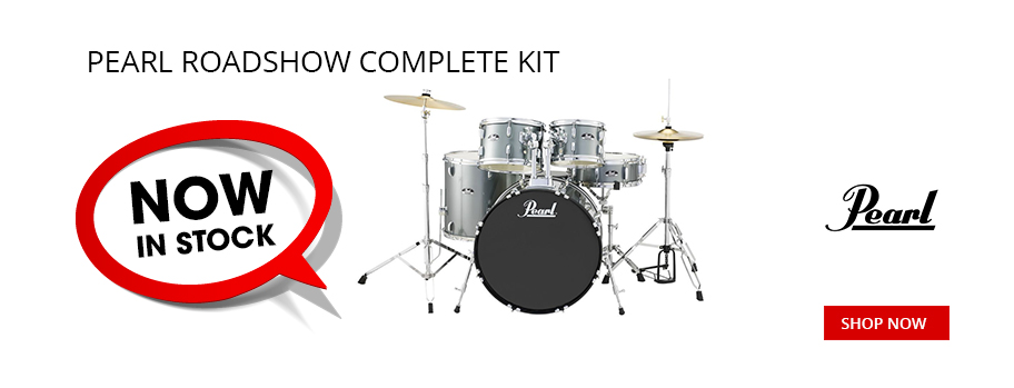 Pearl Roadshow Complete Kit