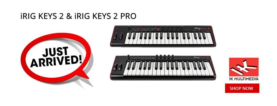 iRig Keys 2 Pro