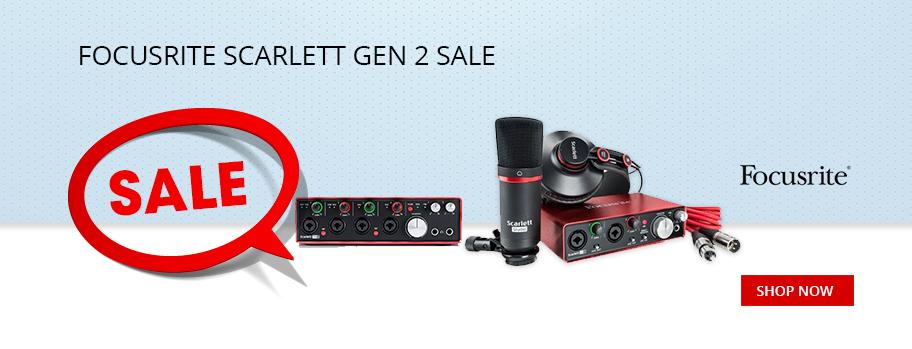 Focusrite Generation 2 Sale