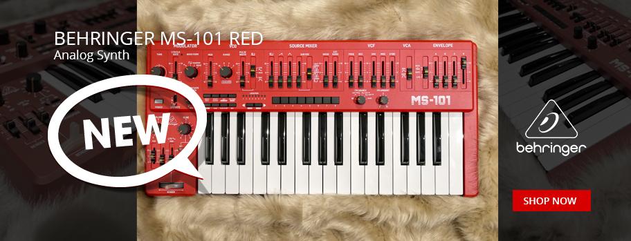 Behringer MS-101 RED