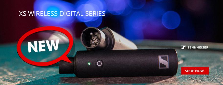 Sennheiser XS Wireless Digital Series