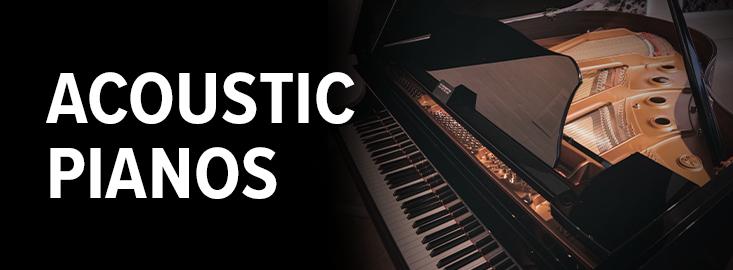 Acoustic & Digital Pianos