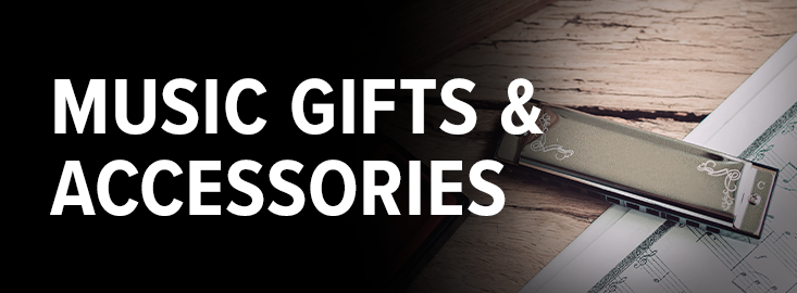Music Gifts & Accessories
