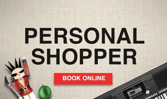 Book a Personal Shopper