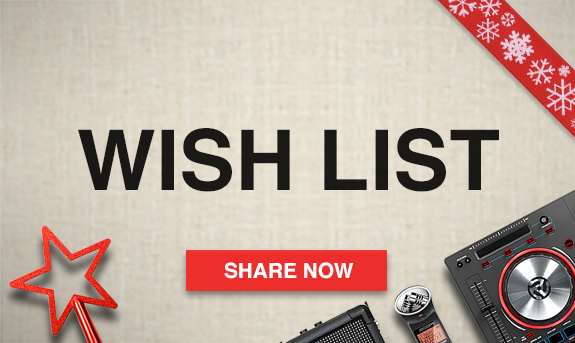 Share Your Wish List