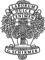 G SCHIRMER