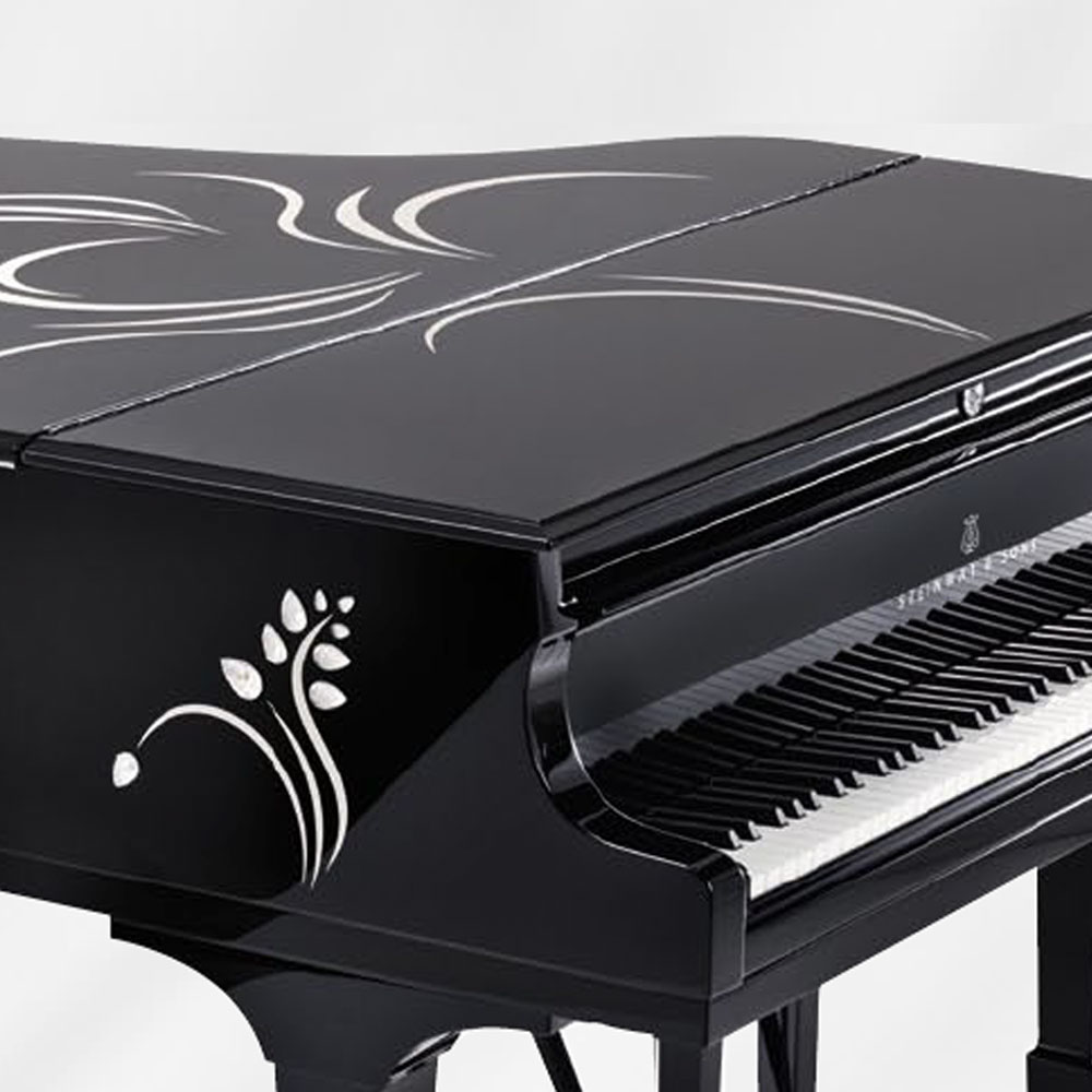Steinway Heleconia by Lalique