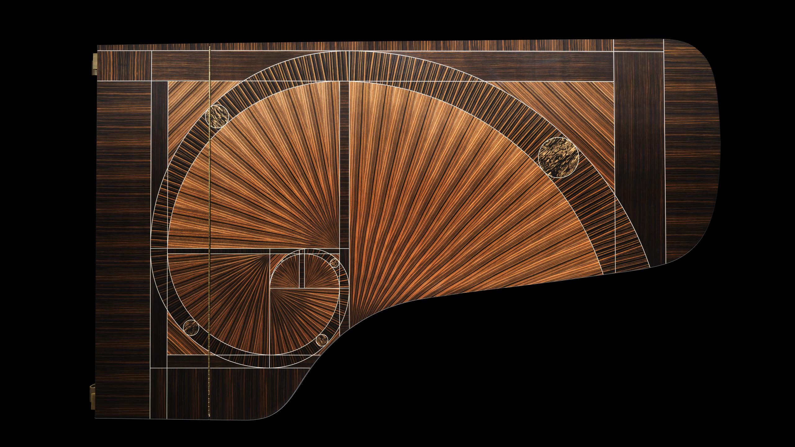 Steinway Fibonacci