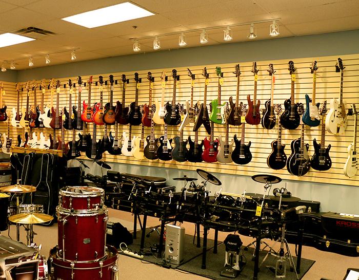 Tom Lee Music Surrey Retail Store Amp Music Academy Tom