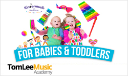 Summer Music Class For Babies and Toddlers