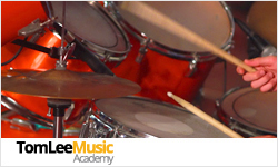 Yamaha Popular Music Course - Drum