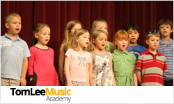 Tom Lee Music Children's Choir