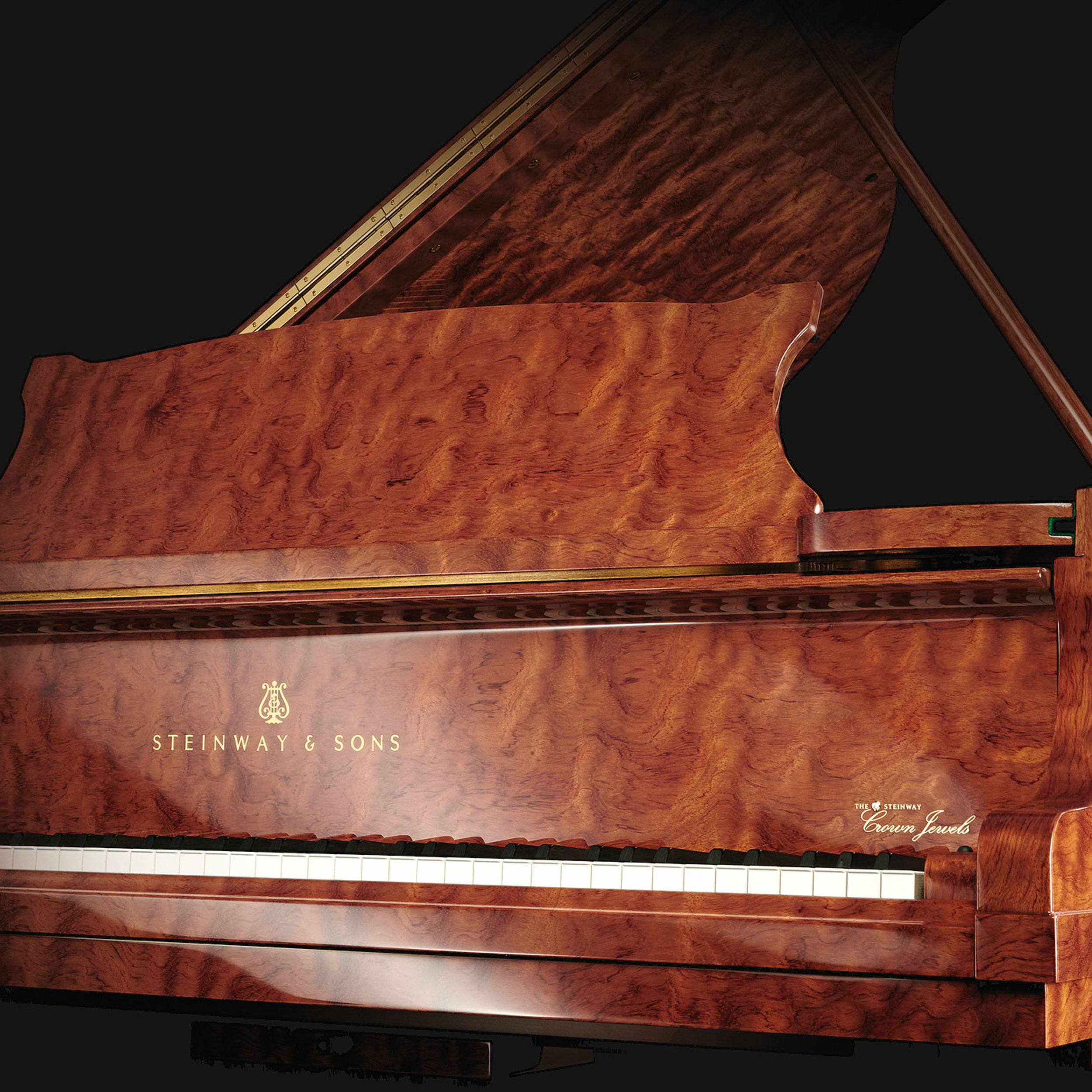 Steinway Special Crown Jewels Collections