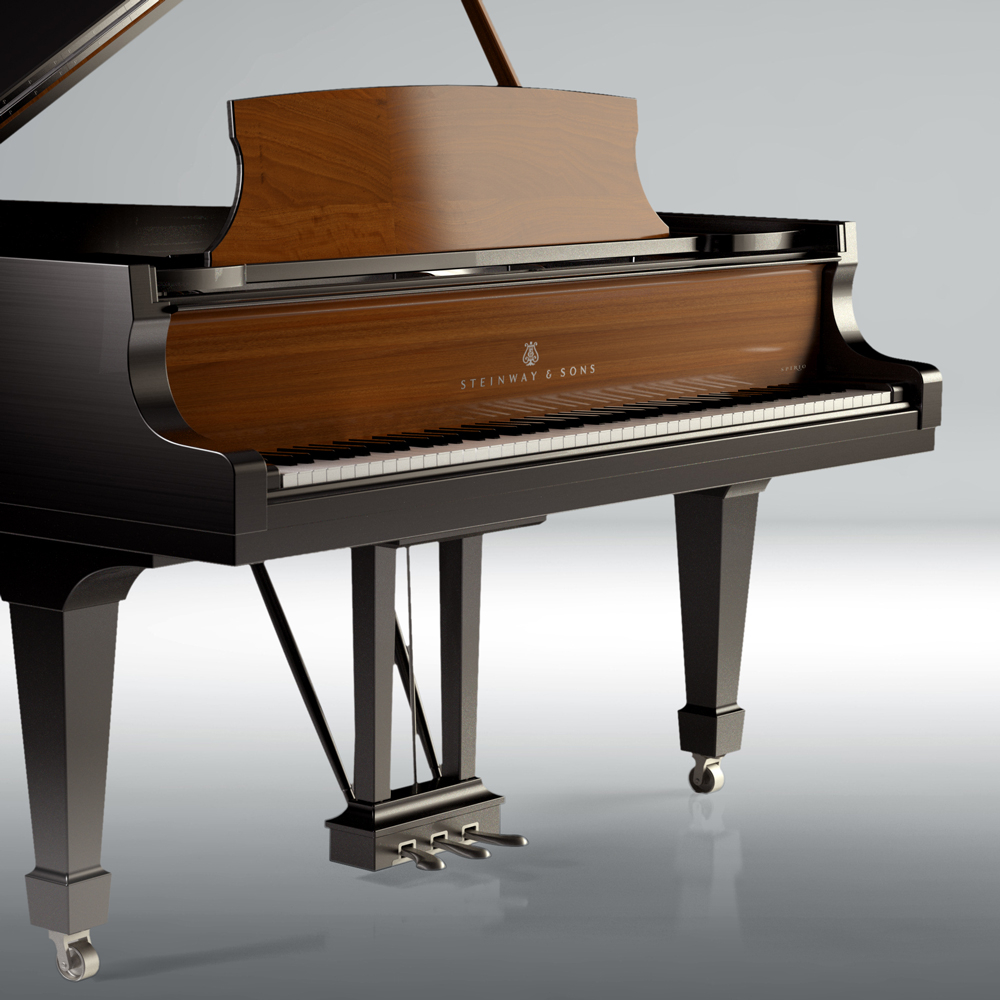 Steinway 165th Anniversary Limited Edition