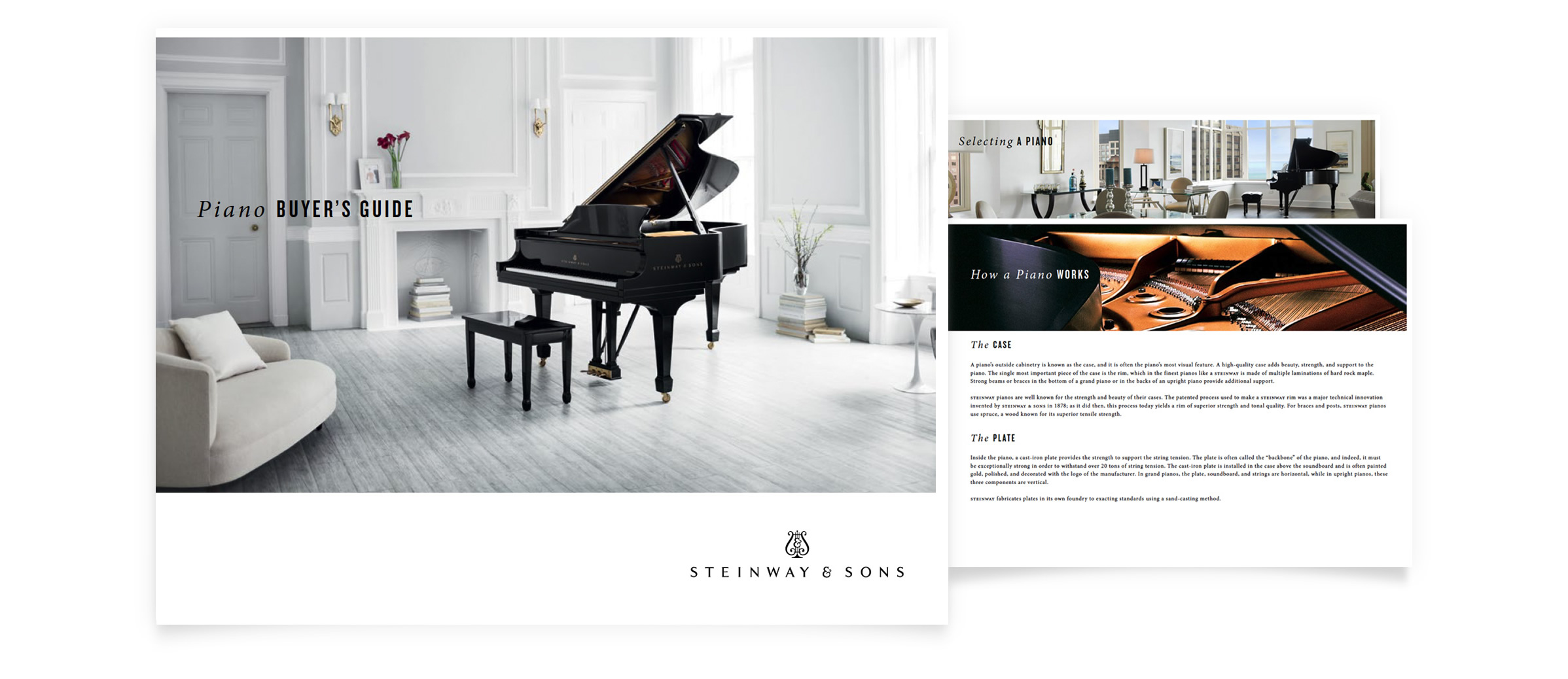 Steinway & Sons Buyer's Guide