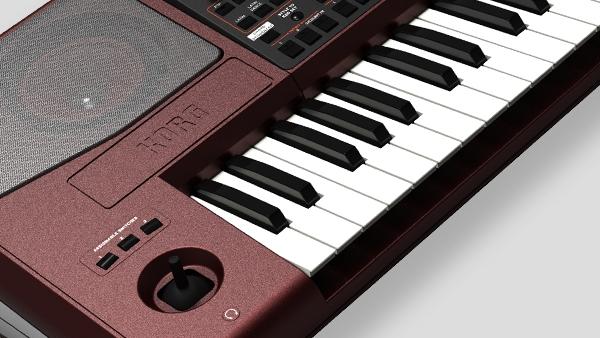 KORG PA1000 61-key Professional Arranger Keyboard