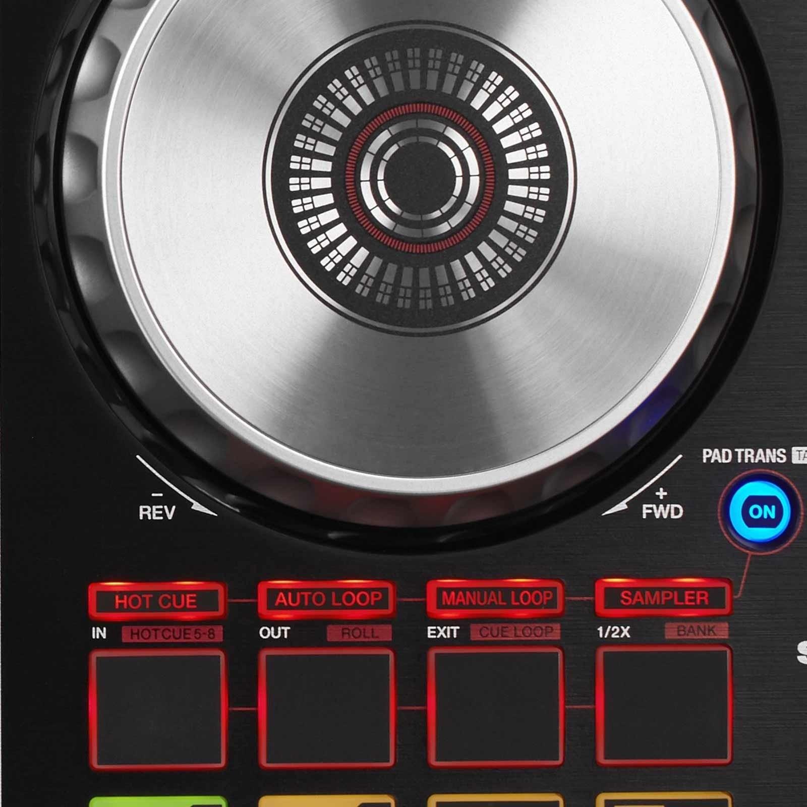 PIONEER DDJ-SB2 2-channel Dj Controller For Serato Intro Software